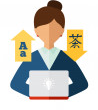 Services that make up e-learning translation